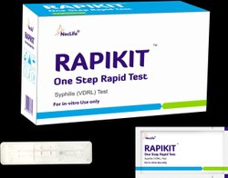 Hips Sysphilis One Step Rapid Test, For Hospital, Vdrl