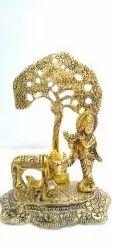 Anand Crafts Krishan Ji Made Of Oxides Metal