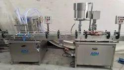 Automatic Pesticide Liquid Filling Machine