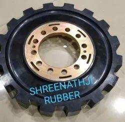 Rubber Coupling Element