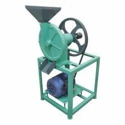 Semi-automatic Nut Cutting Machine