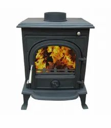 Solwet Wood Fireplace