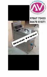 Electric Deep Fryer 16 Ltr Single