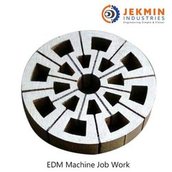 EDM Machine Job Work, in Ahmedabad, Flanges