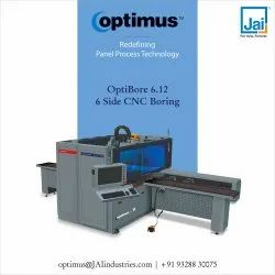 Optimus CNC Boring Machine - Six Side