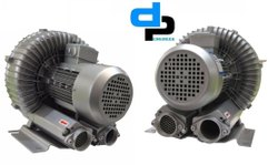 2hp Double Stage Ring Blower