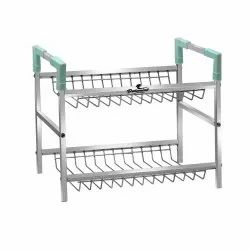 Multipurpose Kitchen Storage Shelf Shelves Holder Stand Rack Containers Rack