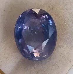 Blue Sapphire - 4.85 Carat