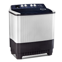 Top Loading Voltas Beko 14 Kg Semi Automatic Washing Machine (gray) Wtt140agrt