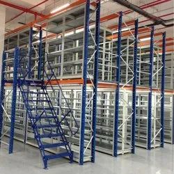 Heavy Duty Warehouse Pallet Rack