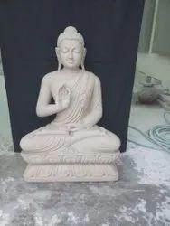 sand stone marble buddha