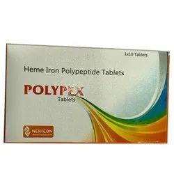 Heme Iron Polypeptide Tablets