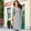 Ladies Fancy Rayon Kurti