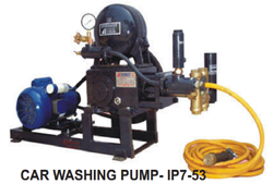 IP7-53 Car Washing Pump