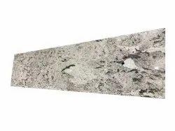 Beige Dining Halls Alaska White Granite Slab, Application Area: Countertops, Thickness: 16-18 mm