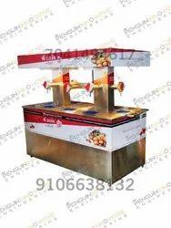 7 Nozzle Pani Puri Filling Machine