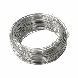 Galvanized Steel Binding Wire, For Agriculture Fencing, Quantity Per Pack: >50 kg
