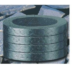Pure Graphite Gland Packing Metallic