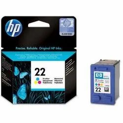 Hp 22 Tri Color Inkjet Print Cartridge