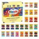 Flash Jumbo Acrylic Color Set 25 Shades