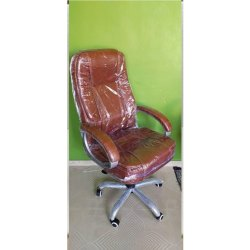 Leather 1 Chocolate Brown Office Chairs