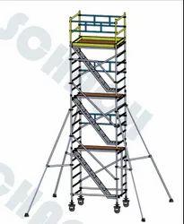 Aluminium Mobile Scaffold - D08