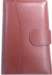 Synthetic Leather Promotional Folder