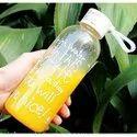 500 ML Husker Drink More Water Bottle