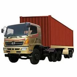 Truck Goods Transportation Service