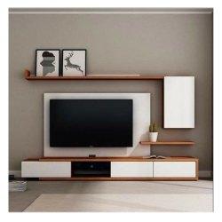 Modern LED TV Wall Unit