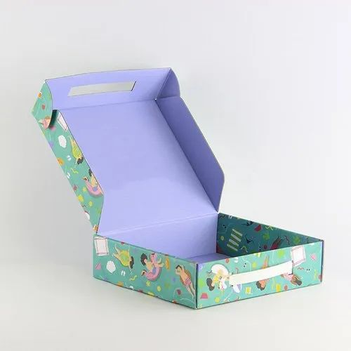 E-Commerce Packaging Box