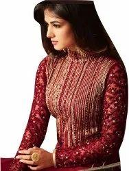 Sequin Dress Material