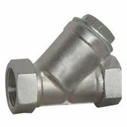Rank Y Type Strainer, CS Carbon Steel, BSPT/ NPT