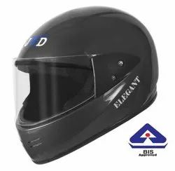 Elegant Grey Full Face Helmet