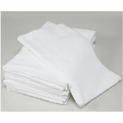 unbranded White Cotton Bath Towel, For Home