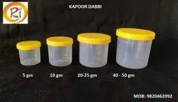 Kapur Dabbi for Camphor Packing