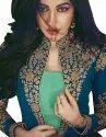Aashirvaad Creation Anarkali Suit