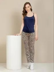 Mah Mix Women Pyjamas, Size: S To 3xl