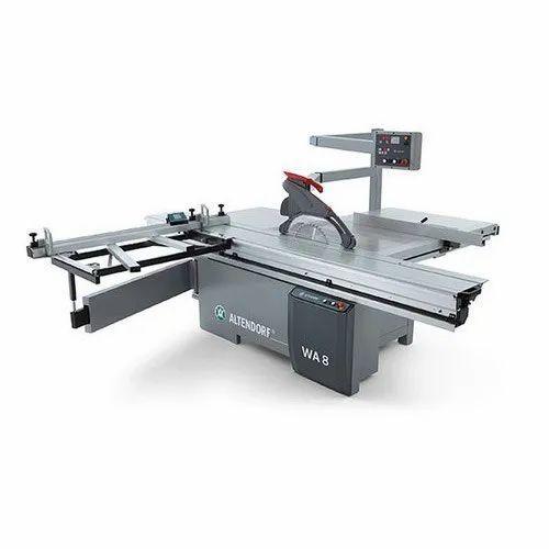 Sliding Table Panel Saw, स्लाइडिंग टेबल पैनल सॉ in City Corporation,  Bengaluru , Trident Machinery Corporation | ID: 11103820533