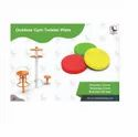 Outdoor Gym Twister Plate