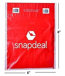Snapdeal Courier Bags