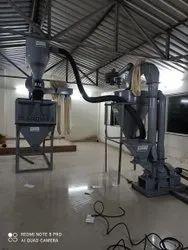 Besan Plant Machinery 75 Kg/Hr