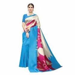 Party Wear Kanchipuram Art Silk Saree