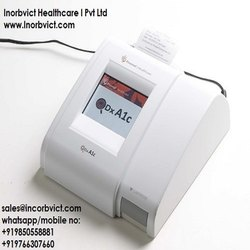 HBA1c Hematology Semi-Automated Analyzer