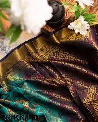 South Indian Paithani Silk Saree