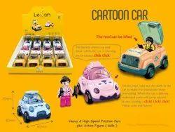 Cartoon Car Toy