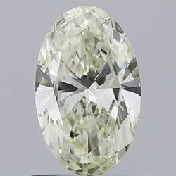 0.80ct Oval M VS2 GIA Certified Natural Diamond