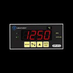 Temperature And Process Indicator Controller