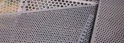 Titanium GR 2 Perforated Sheets