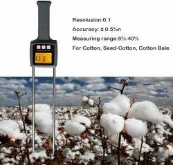 cotton moisture meter